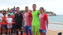 La nueva equipación del Sporting de Gijón no deja indiferente
