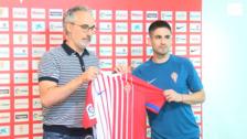 Damián Pérez: «Mi fuerte siempre fue el ataque, pero con el paso de los años he mejorado la parcela defensiva»