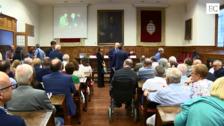 «La etapa gloriosa de Asturias se debe al impulso de ellos dos»