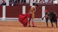 Álvaro Lorenzo sale por la puerta grande de El Bibio