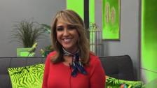Cantabria enamora a la diseñadora de moda internacional Rosita Hurtado