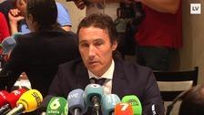 Ruiz Palacios solicita su baja como afiliado de Ciudadanos tras su cese como director de Emergencias