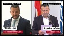 El discurso calcado del alcalde de Torrenueva