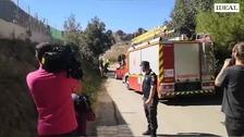 El periodista de IDEAL Jesús Javier Pérez cuenta la última hora del accidente de la pirotecnia de Guadix