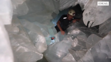 La mina de los tesoros de cristal