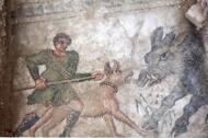 El hallazgo del 'dominus' de la villa romana de Salar confirma la importancia del hallazgo arqueológico