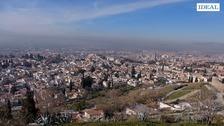 En Granada ya se han superado algunos niveles de contaminación permitidos para todo el año