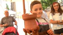 Navarrete, foco mundial de la cerámica y la alfarería con NACE