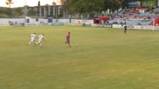 El Club Deportivo Calahorra empieza con empate su pretemporada
