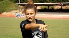 Ana Tejada se va del EDF Femenino