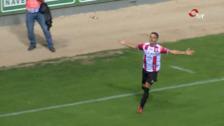 Los cuatro goles de la UDL al Arenas