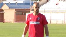 Rubén Miño, un portero con experiencia para la UD Logroñés