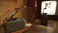 La Merced acoge una exposición sobre la historia científica del IES Sagasta