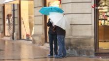 La Rioja, de nuevo en alerta por las tormentas