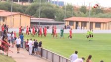 La Unión Deportiva Logroñés volvió de Soria con una derrota