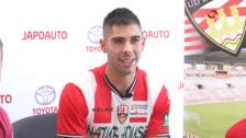 Más pólvora para la delantera de la Unión Deportiva Logroñés