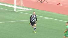 Los goles del Haro-Real Sociedad B