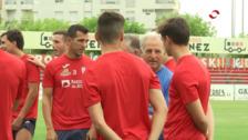El Club Deportivo Calahorra busca consolidarse en Segunda B
