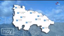 El tiempo en La Rioja, para hoy 13 de Noviembre