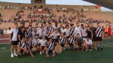 El Haro Deportivo vivió una jornada especial este sábado