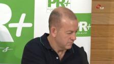 El Partido Riojano solicita parar la moción de censura del alcalde de Tricio