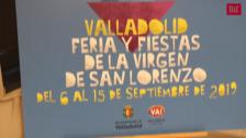 Presentación de las actividades de las peñas de Valladolid para las fiestas