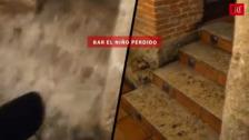 Valladolid se recupera el día después de la tormenta
