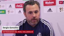 Entrevista a Sergio González