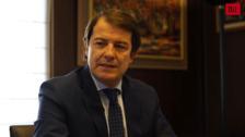 Entrevista con Alfonso Fernández Mañueco, presidente de la Junta de Castilla y León