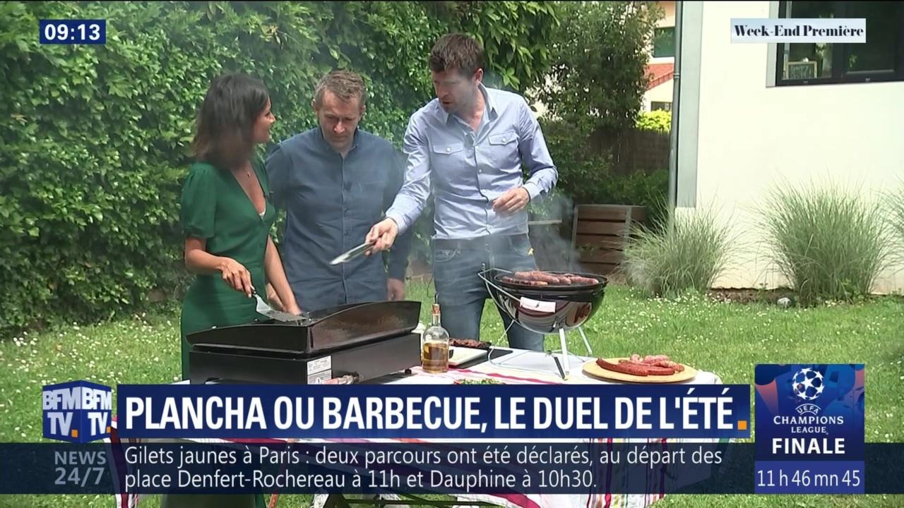 Barbecue Ou Plancha Que Choisir plancha ou barbecue, le duel de l'été