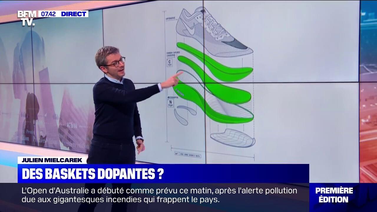 Pourquoi les baskets Vaporfly de Nike, qui battent des records au marathon, font polémique