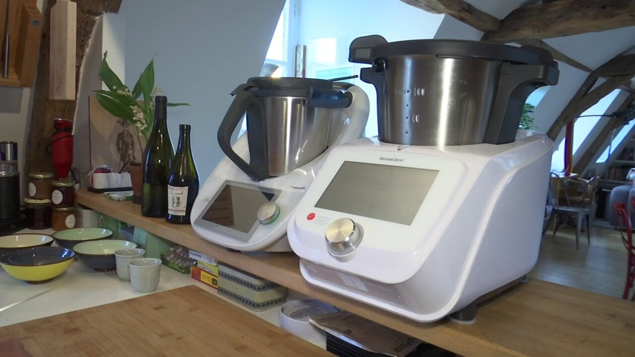 Thermomix Ou Monsieur Cuisine Ce Chef A Teste Les Deux
