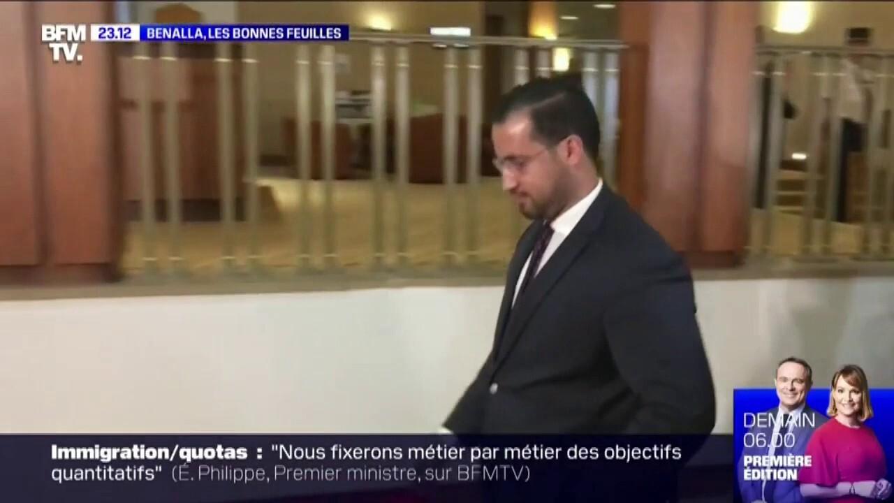 Alexandre Benalla Decide De Regler Ses Comptes Et Livre Sa