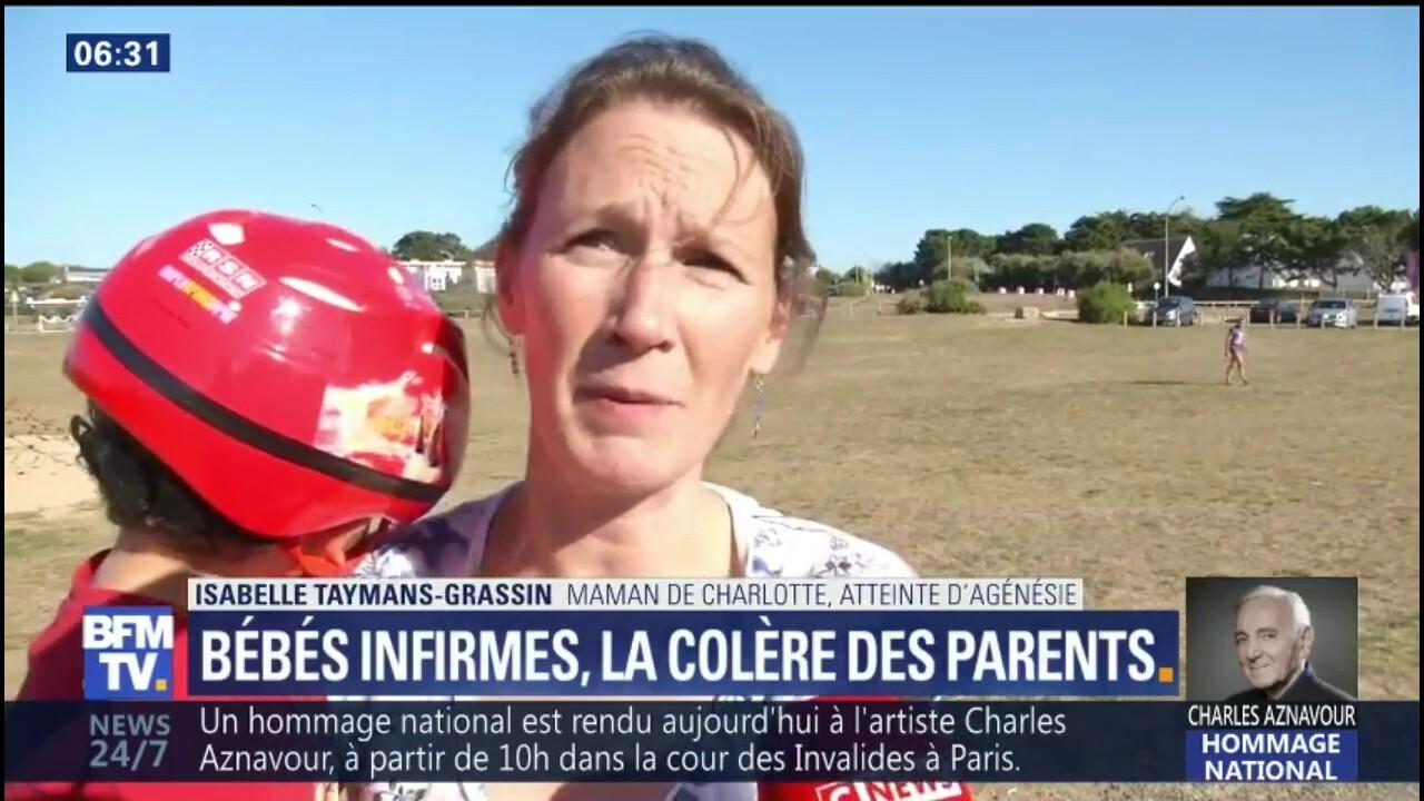 9d80ef373bb92 Le mystère des bébés nés sans bras reste entier malgré l enquête de Santé  publique France