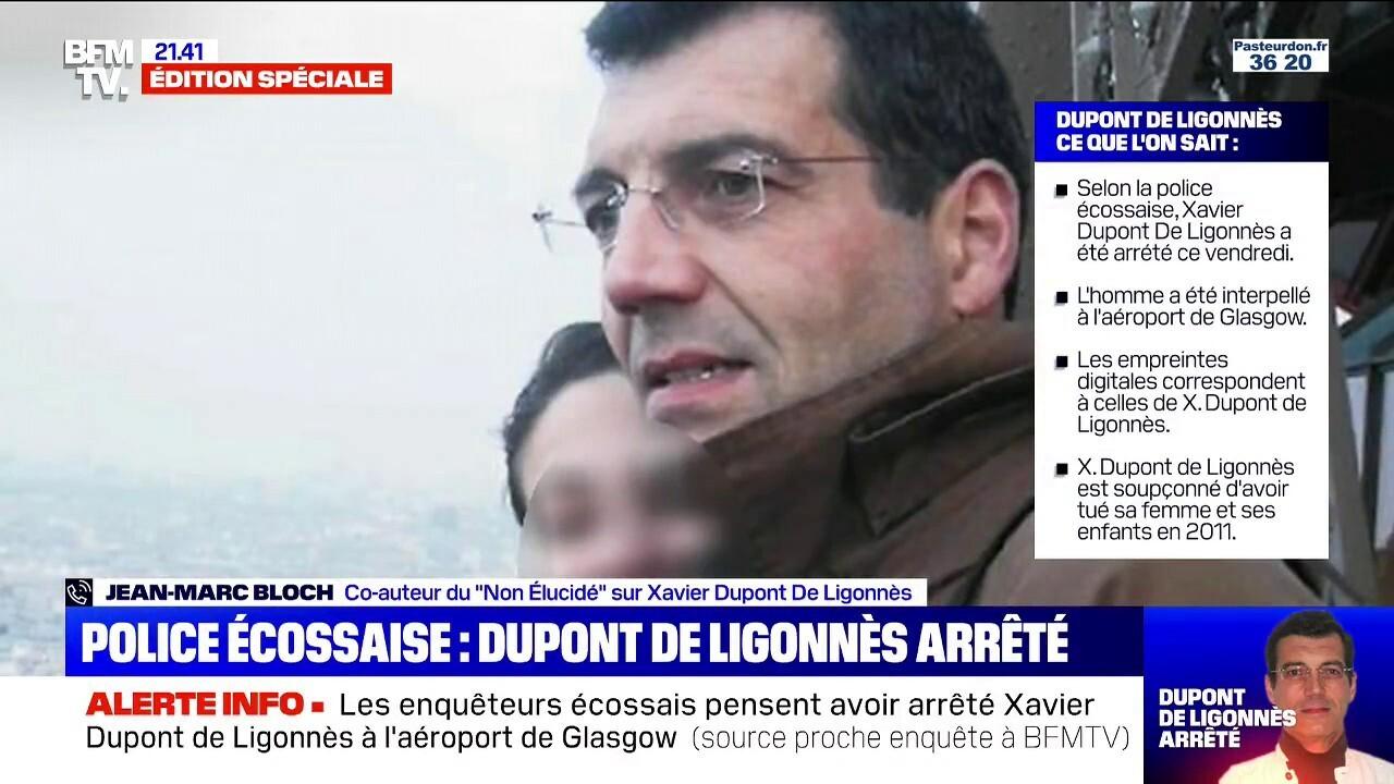 Selon Jean Marc Bloch Co Auteur De Non Elucide Xavier Dupont De Ligonnes N Avait Aucune Raison De Se Suicider