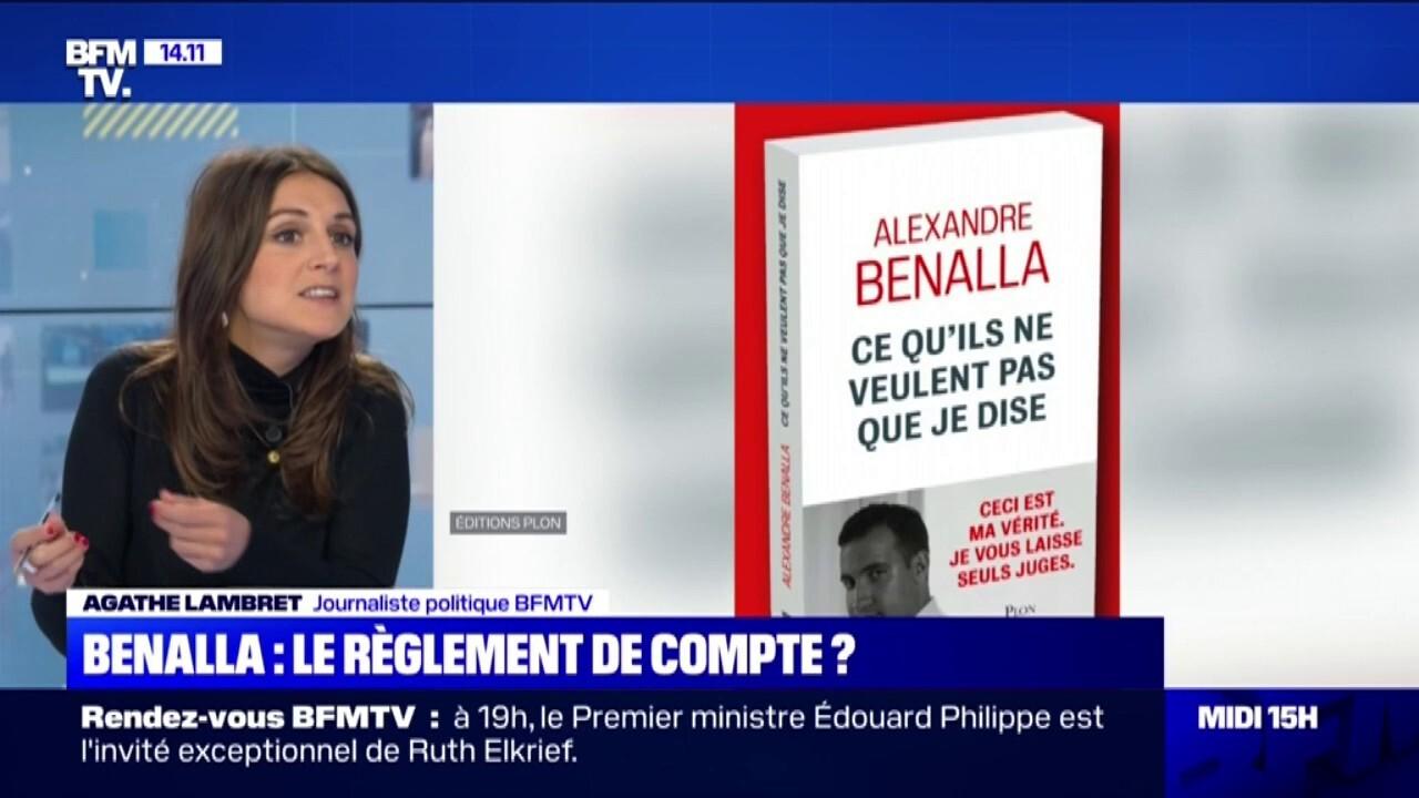 Alexandre Benalla Sort Un Livre Aux Airs De Reglement De Compte