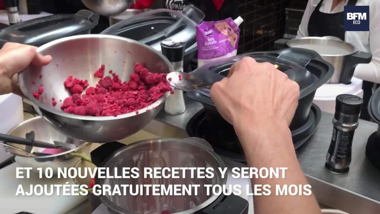 A Quoi Ressemble Le Monsieur Cuisine Connect Le Nouveau Robot De