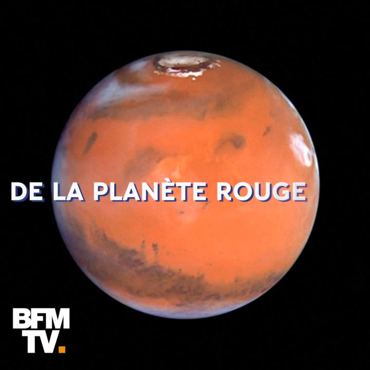 Mars 2020 La Nasa Propose D Envoyer Votre Nom Sur La Planete Rouge