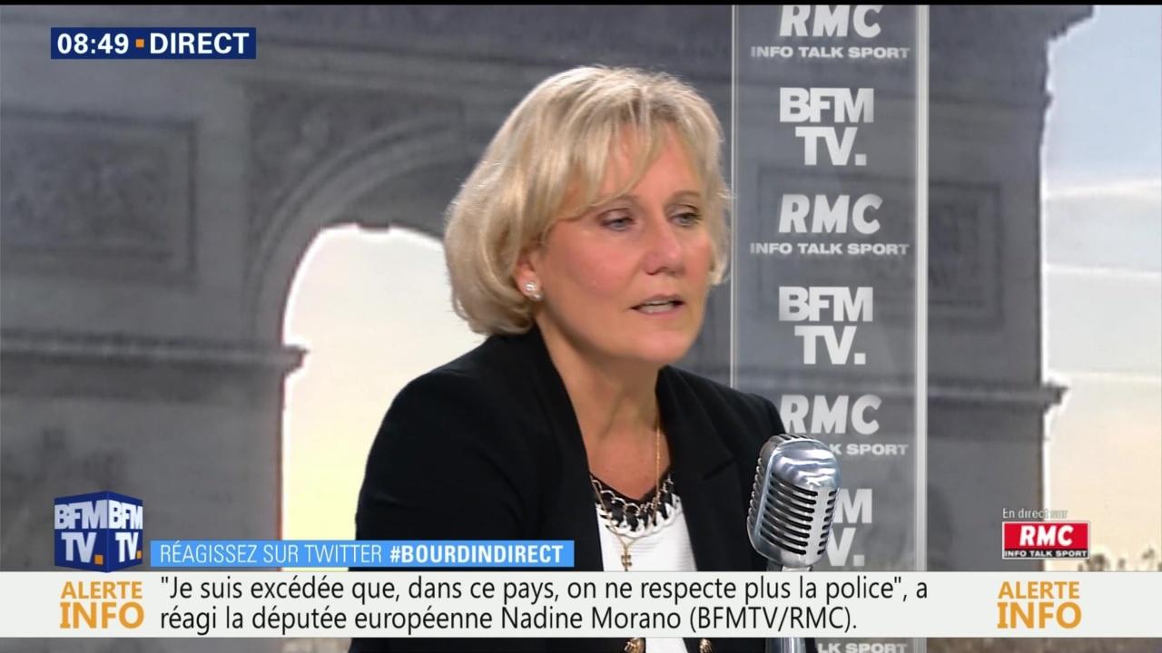 """Résultat de recherche d'images pour """"nadine morano jean jacques bourdin"""""""