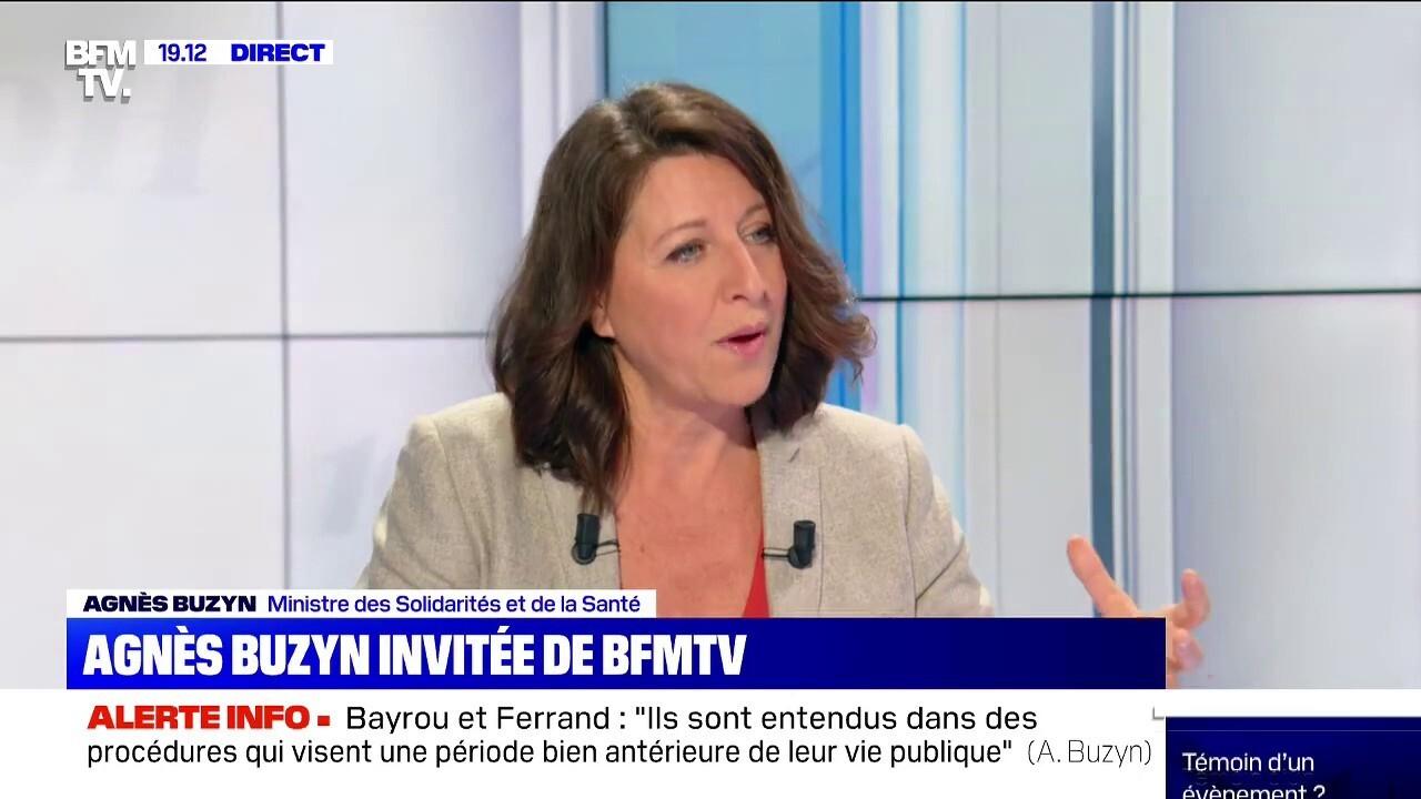 Agnes Buzyn Sur La Crise Des Urgences Le Ministre De La Sante
