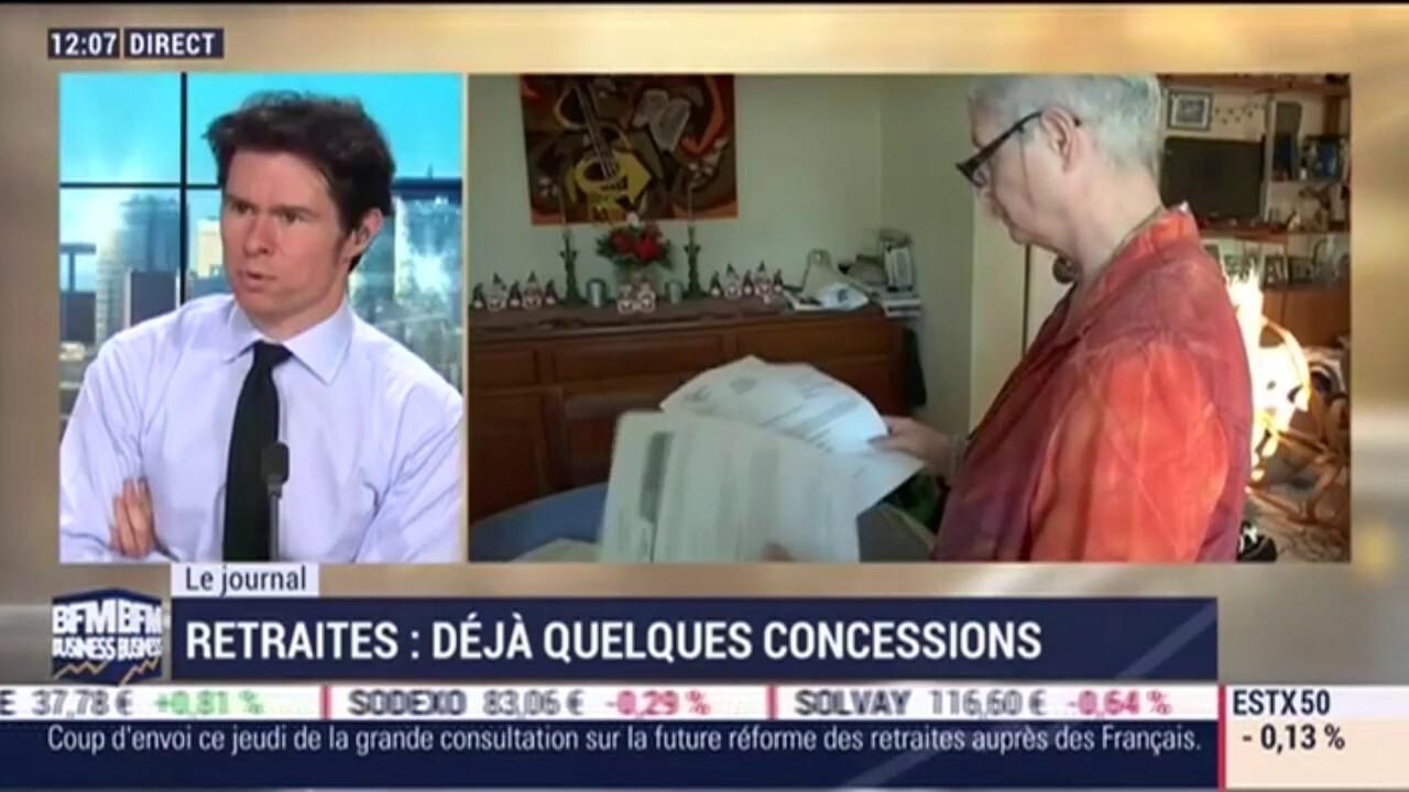 d60b365df43 Réformes des retraites  Laurent Berger salue une « vraie volonté de  concertation » du gouvernement