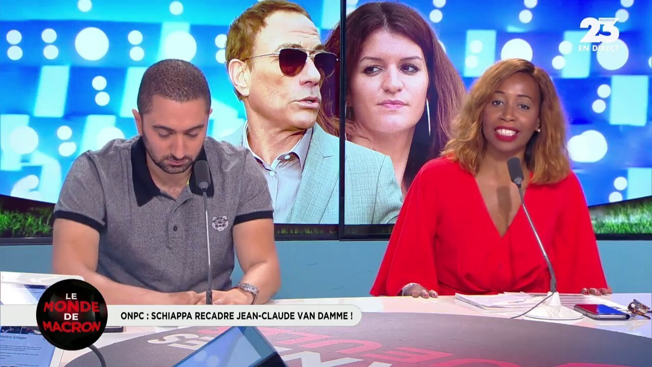 Marlène Jean Claude Van Schiappa Recadre Damme qVpUGzSM