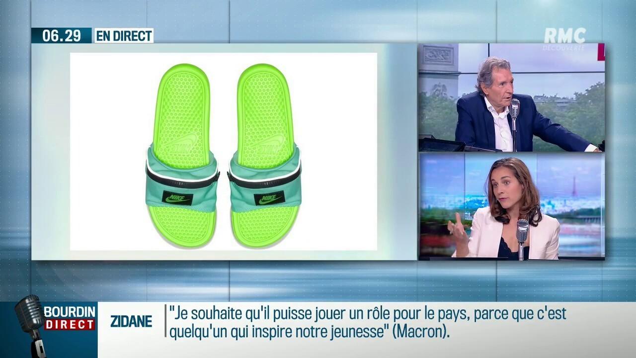 5b0d37ca7d Cet été, la mode sera à la « Claquette banane » de Nike