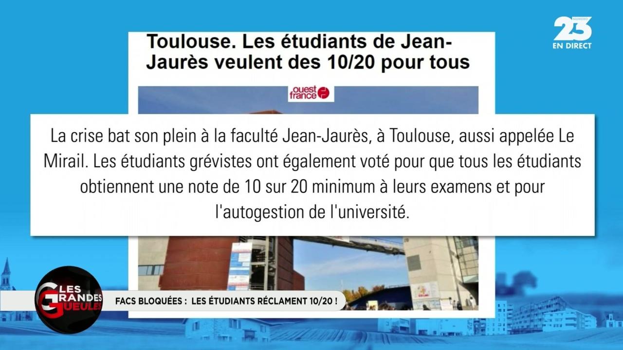 """Résultat de recherche d'images pour """"université 10 sur 20"""""""