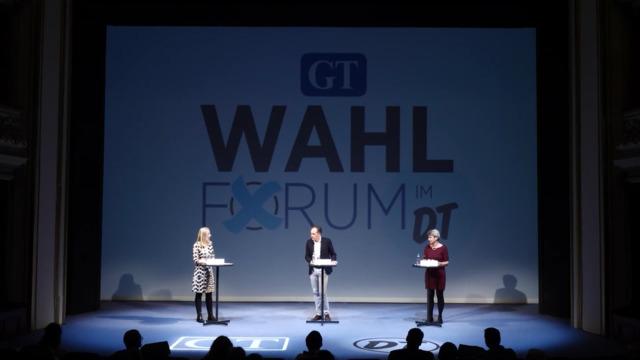 Stichwahl: GT-Wahlforum mit den OB-Kandidatinnen